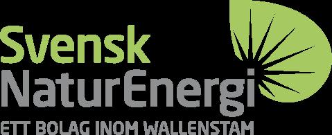 Svensk Naturenergi logga